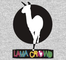 LAMA CROWD by derP
