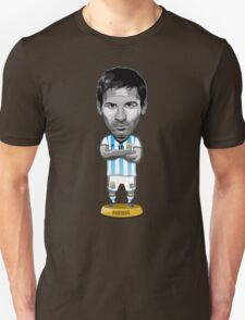 Messi figure Unisex T-Shirt