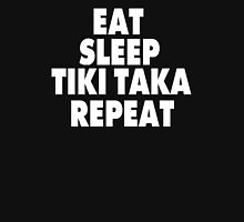 Eat Sleep Tiki Taka Repeat Unisex T-Shirt