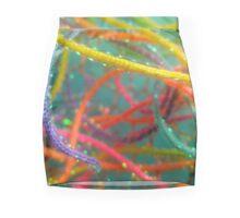 Bright Strings Pencil Skirt