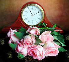 Time is Passing By  ! by Irene  Burdell