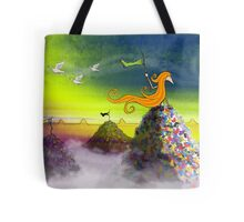Kazart Phoebe 'Lost' Tote Bag
