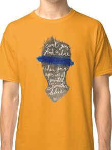 Sinatra blue Classic T-Shirt