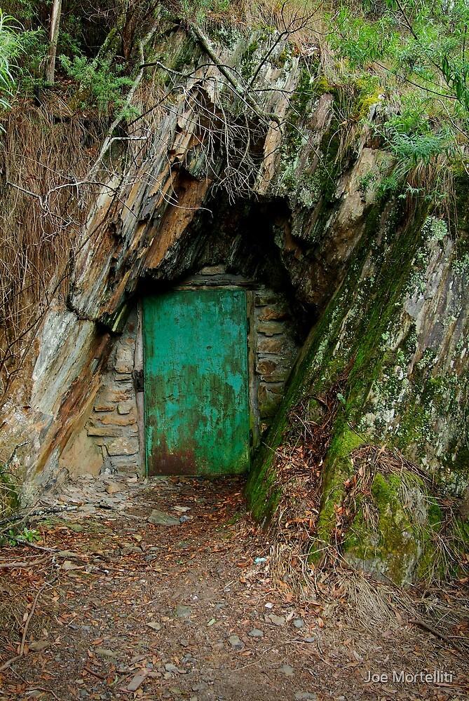 Long Tunnel Extended Gold Mine,Walhalla by Joe Mortelliti