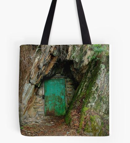 Long Tunnel Extended Gold Mine,Walhalla Tote Bag