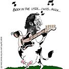 Bruce Holstein: Born In The USDA by Londons Times Cartoons by Rick  London