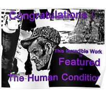 The Human Condition Banner Poster