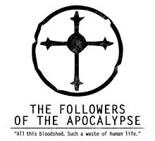 Fallout Followers of the Apocalypse by SolarShadow1