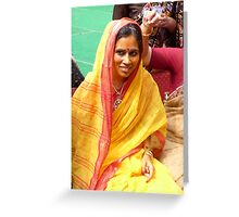 Indian Bride-to-Be Greeting Card