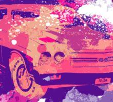SprayCar Sticker