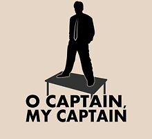 O Captain, my Captain Unisex T-Shirt