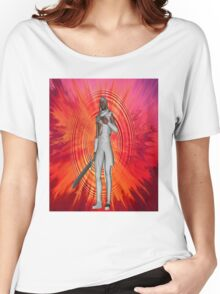 White Knight Women's Relaxed Fit T-Shirt