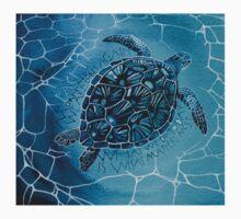 Turtle  Baby Tee