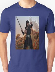 Warrior with a Mission Unisex T-Shirt