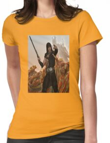 Warrior with a Mission Womens Fitted T-Shirt