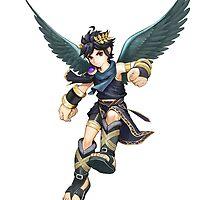 Kid Icarus - Dark Pit by eazypeazy
