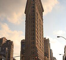 Flatiron building, Manhattan by Sébastien FERRAND