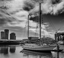 Docklands 2 by Christine  Wilson Photography