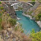 Kawarau Gorge 1 by Werner Padarin