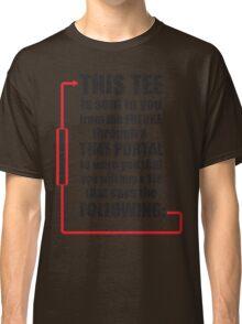 Time Travel Tee Classic T-Shirt