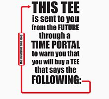 Time Travel Tee Unisex T-Shirt