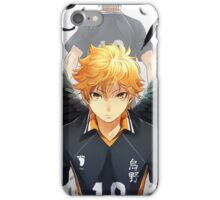 Hinata's Wings iPhone Case/Skin