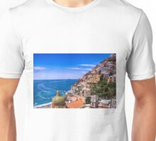 Love Of Poistano Italy Unisex T-Shirt