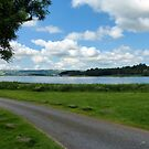 Clouds Over Chew Valley Lake, Somerset by trish725