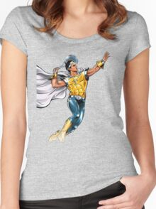 Roger HERO Women's Fitted Scoop T-Shirt