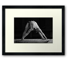 Briges to Babylon Framed Print