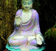 Buddhas peace 2 by Lilaviolet