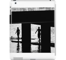 """""""The Swimmers"""" iPad Case/Skin"""
