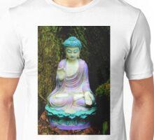 Buddhas peace 2 Unisex T-Shirt