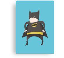 Fat Batman Canvas Print