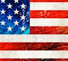 American Flag Art - Old Glory - By Sharon Cummings Sticker
