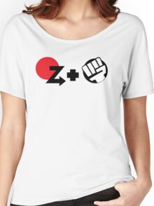 Shoryuken Women's Relaxed Fit T-Shirt