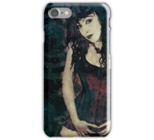 Dissolved Girl iPhone Case/Skin