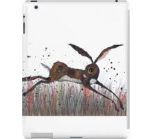 DASHING HARE iPad Case/Skin
