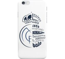 Real Madrid - 2015 iPhone Case/Skin