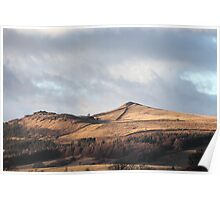 Sharp Haw & Flasby Fell Poster