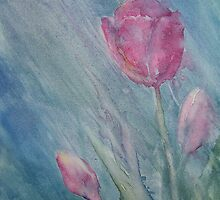 April Showers by Patricia Henderson