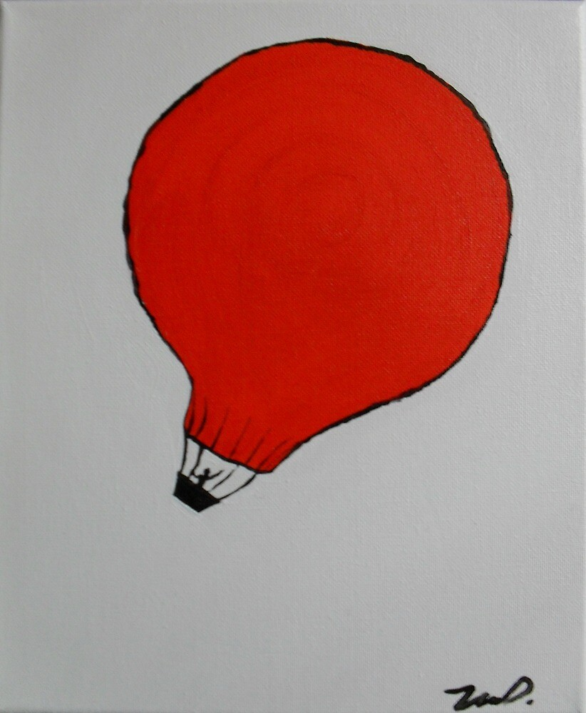 Balloon Man by Jordan Debben