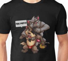 MAH WAFFLE!!! Unisex T-Shirt
