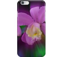 'picture perfect' Orchid 73 iPhone Case/Skin