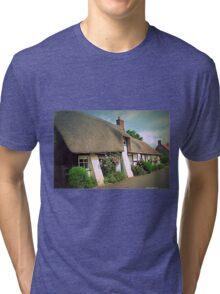 Village Cottages Tri-blend T-Shirt