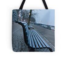 Quiet Morning Tote Bag