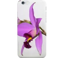'picture perfect' Orchid 74 iPhone Case/Skin