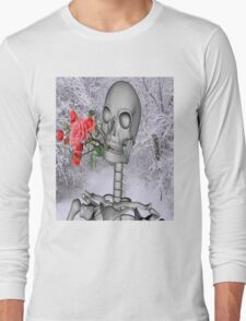 Looking Forward to Spring Long Sleeve T-Shirt