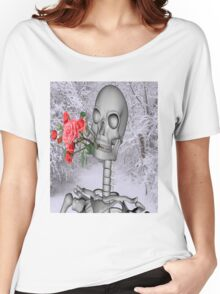 Looking Forward to Spring Women's Relaxed Fit T-Shirt