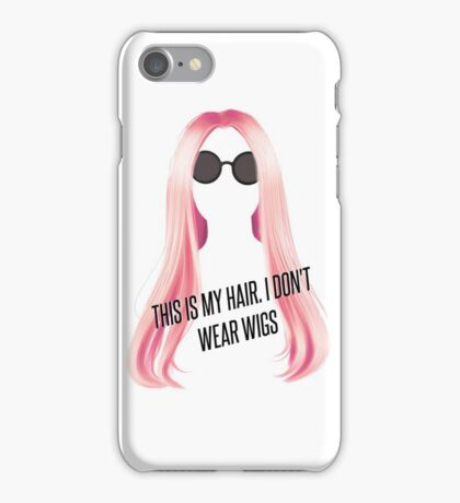 This is My Hair iPhone Case/Skin